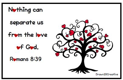 Scripture Valentines Day Cards Free Ones Drawn2bcreative