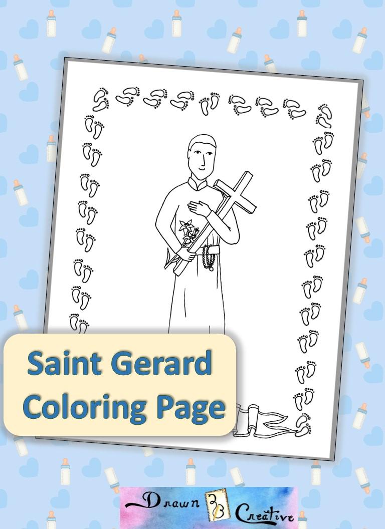 Saints Drawn2BCreative